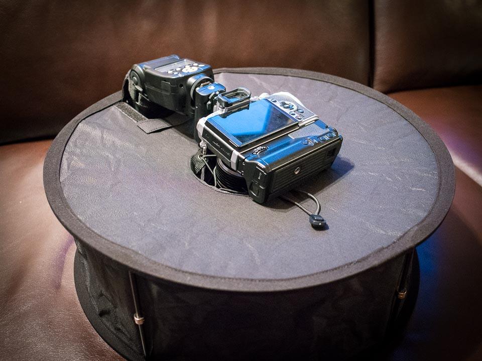 Neewer 18'' Ring Flash Diffuser Soft Box