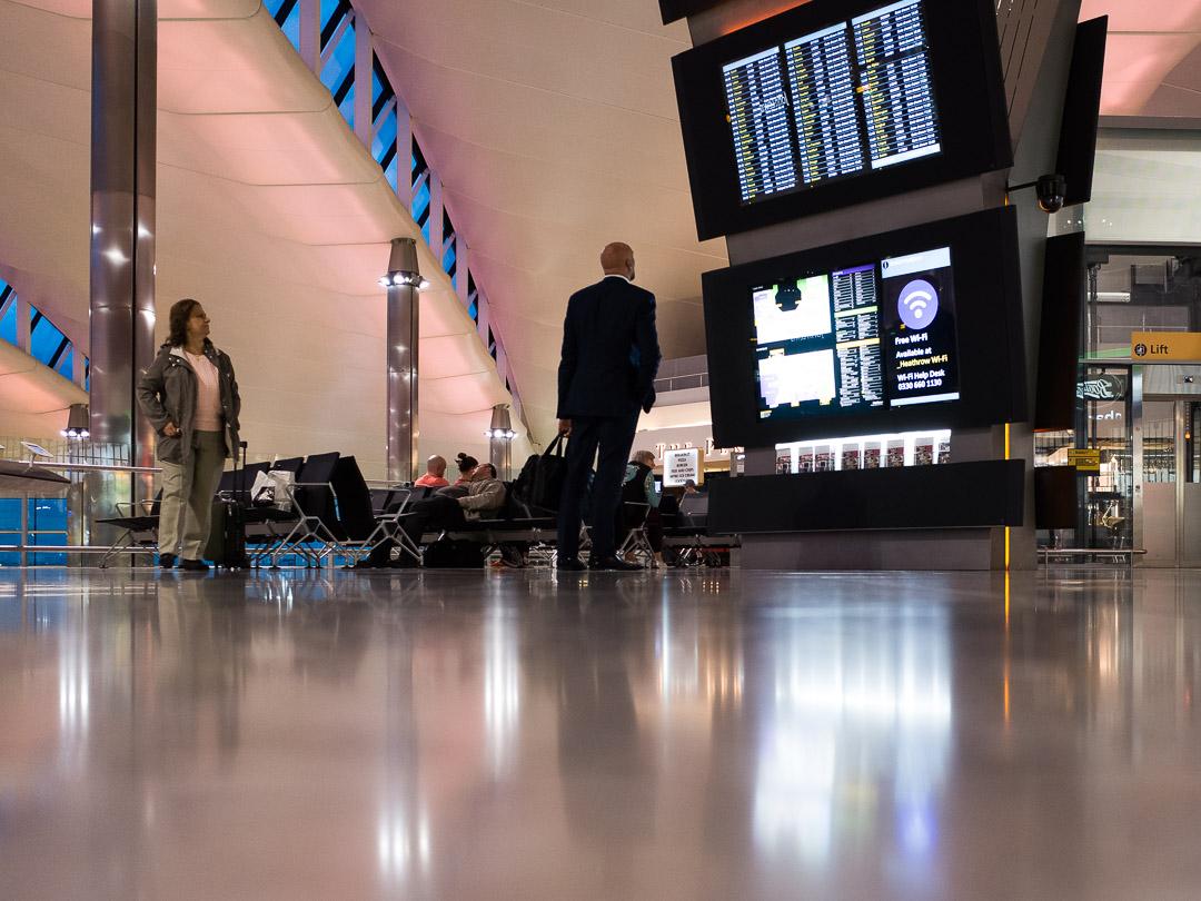 Departure Choices |London | 2016
