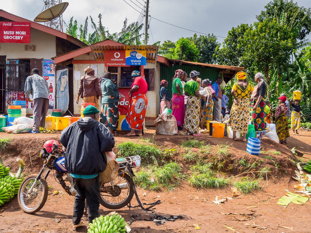 African Market Place