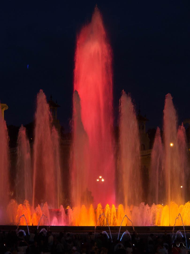 Font Màgica - Magic Fountain - Barcelona