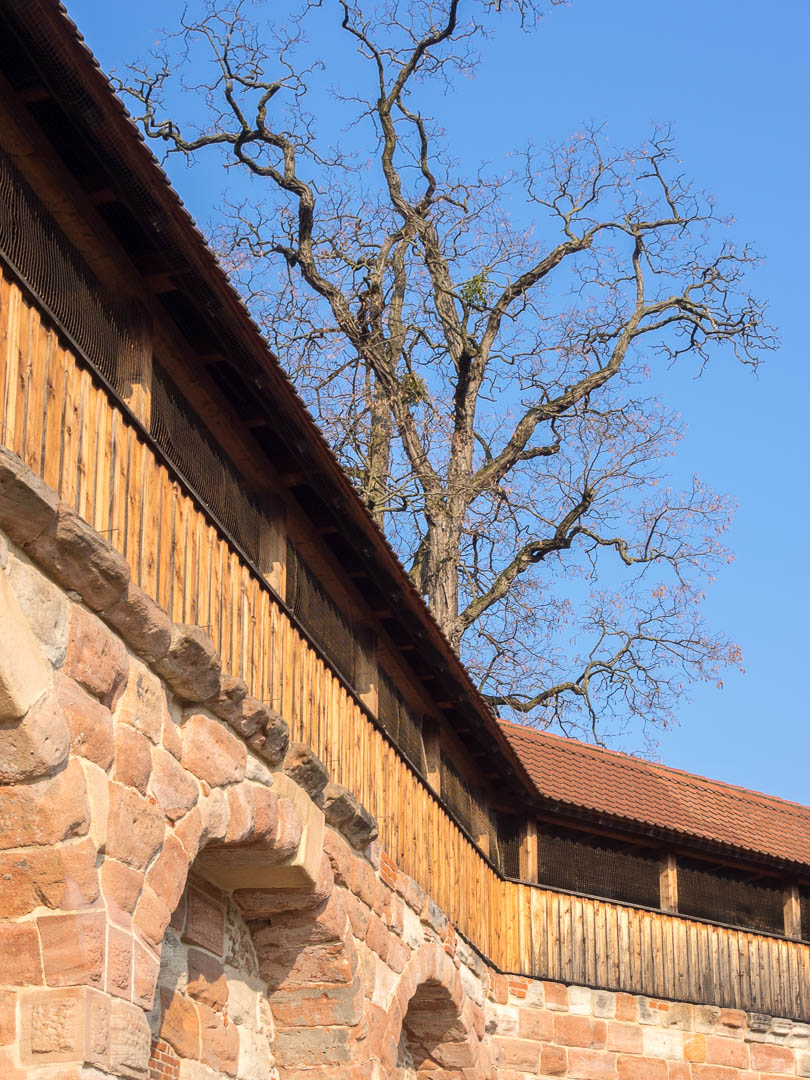 Nuremberg Historic City Walls 02