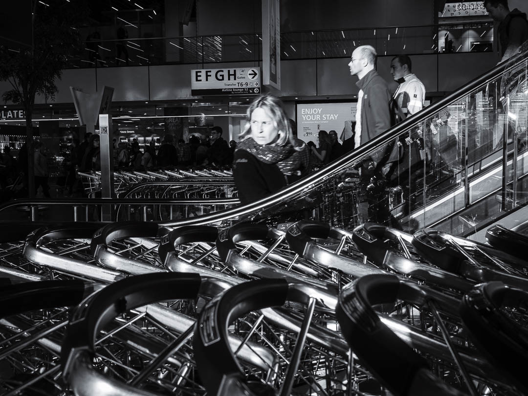Schiphol Street Photography