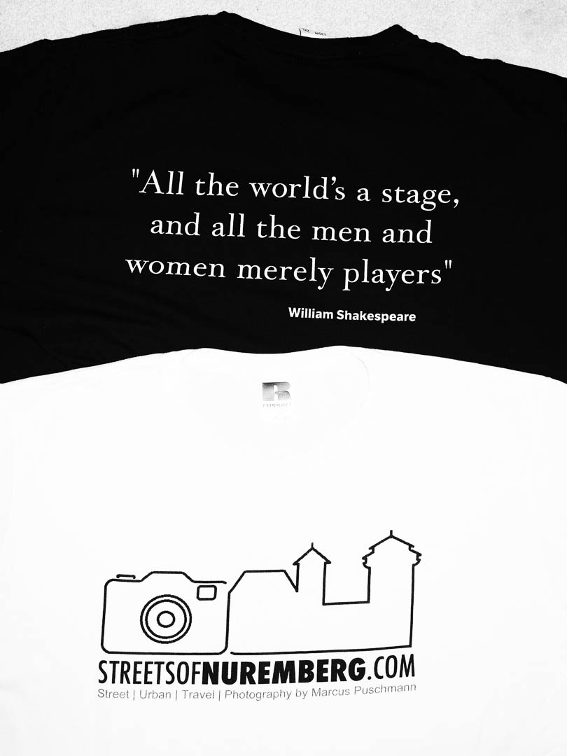 Streets of Nuremberg T-Shirt