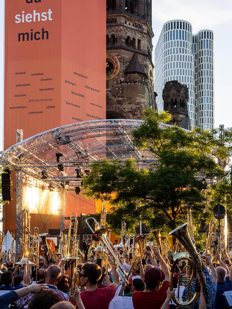 Brass Concert Berlin Breitscheidplatz