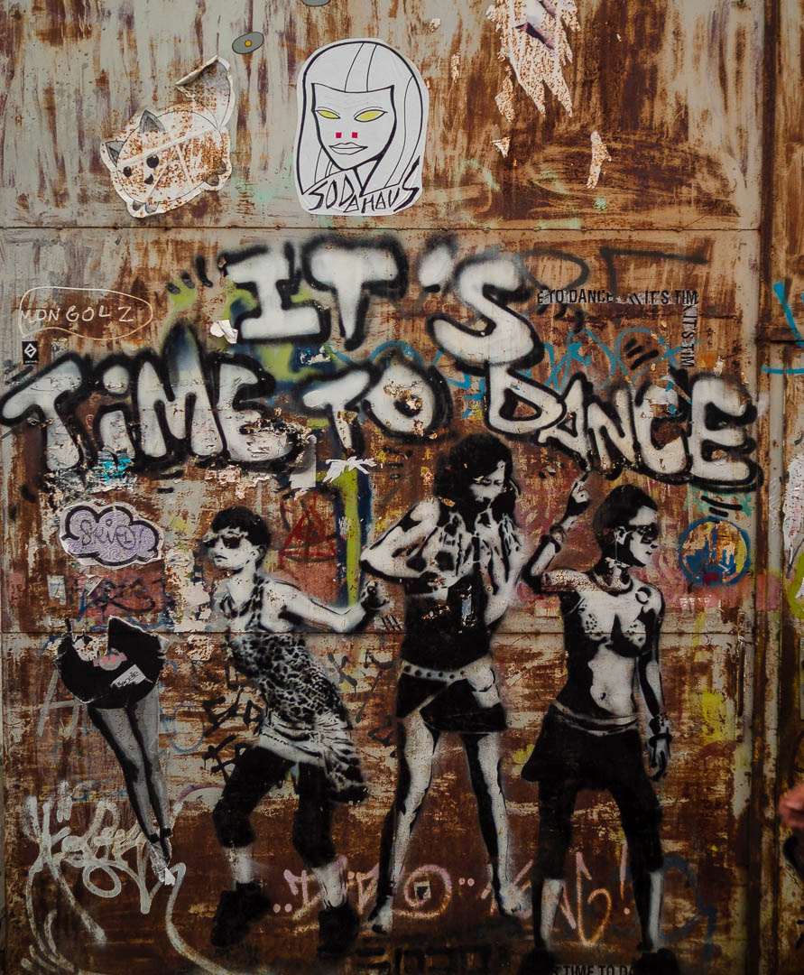 It's time to Dance
