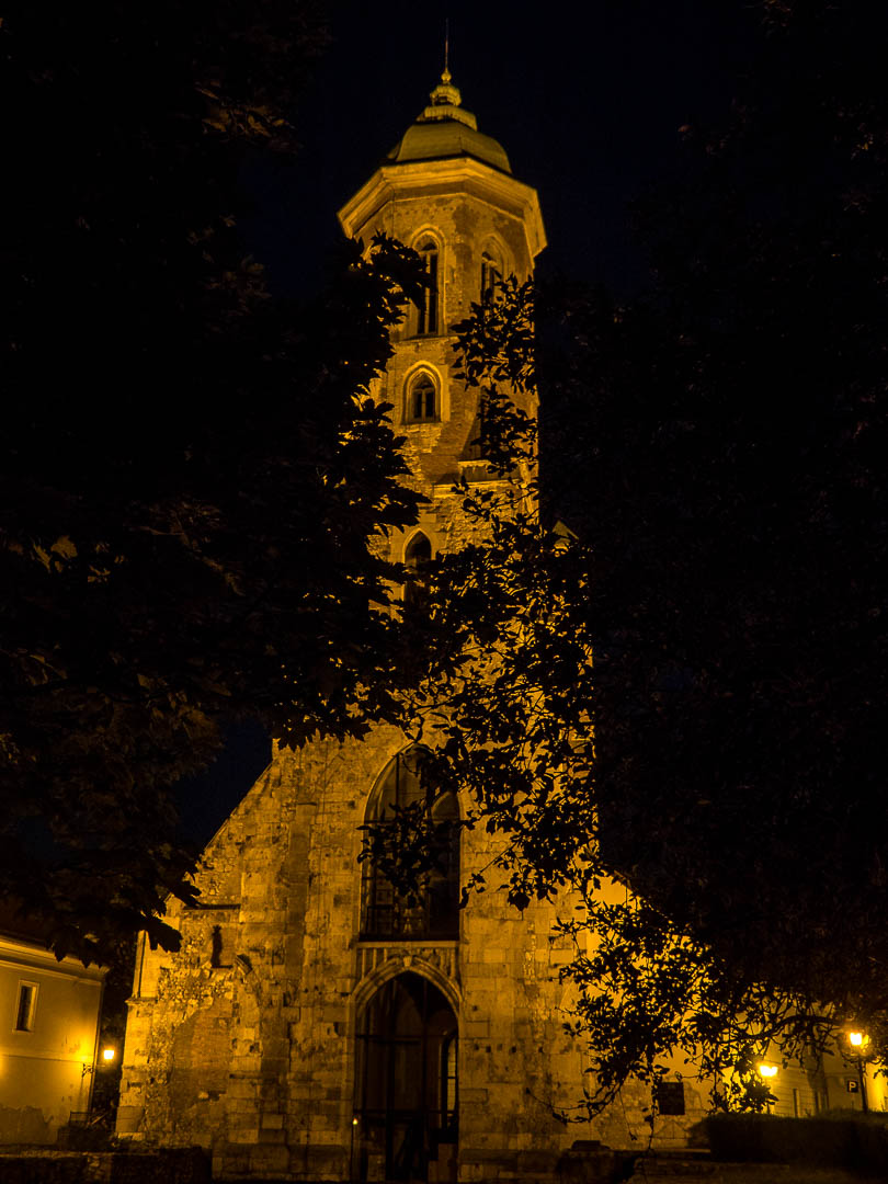Mary Magdalene Tower