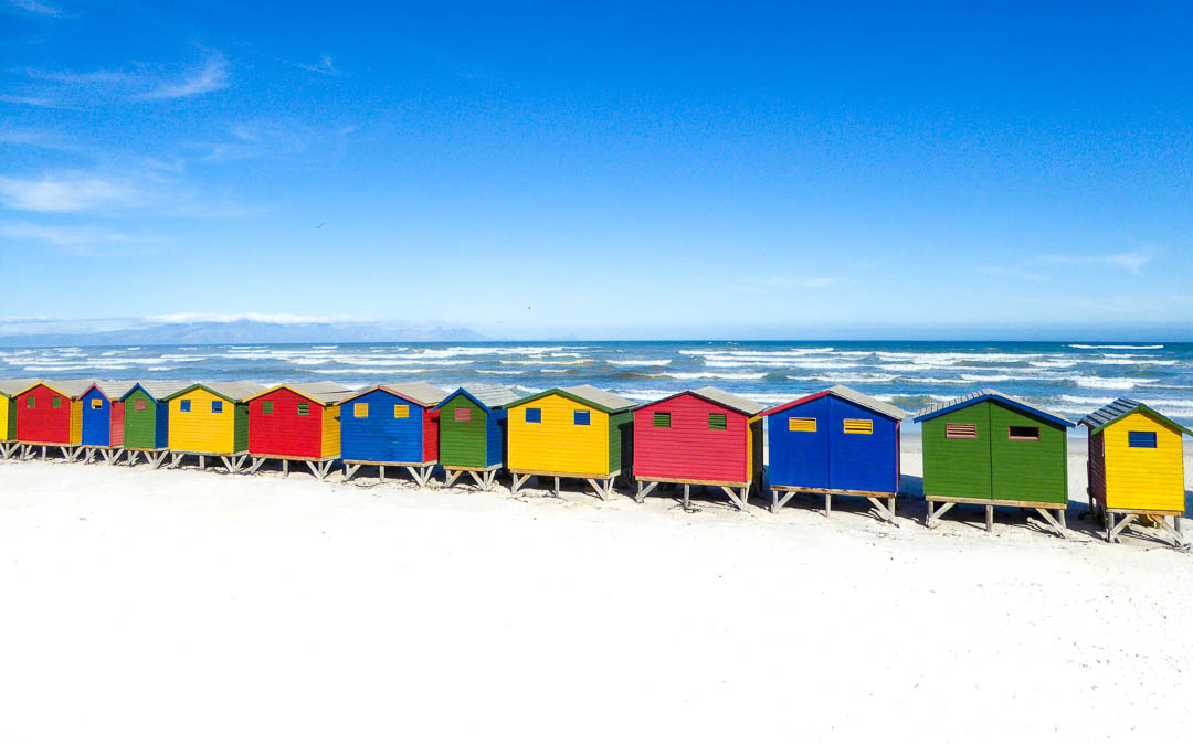 Muizenberg Bath Houses
