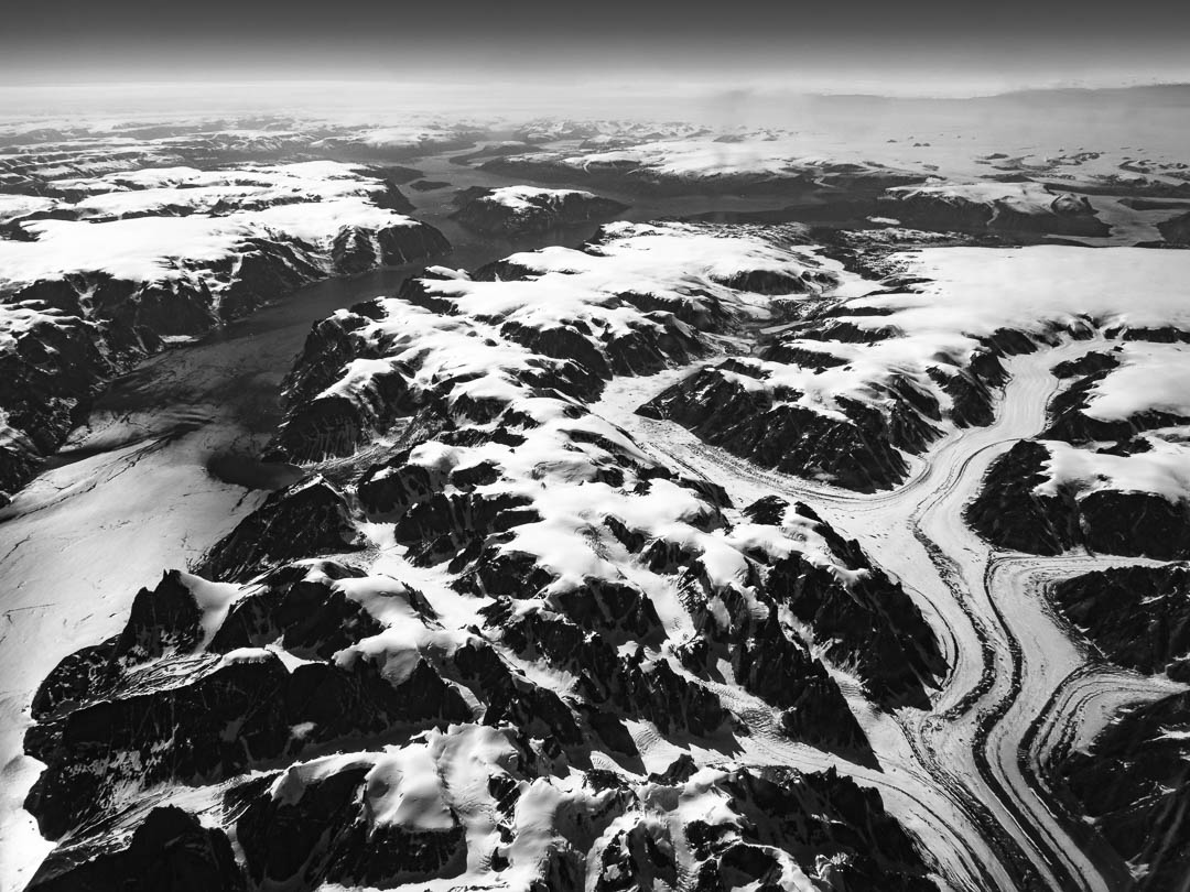 Greenland from air 08