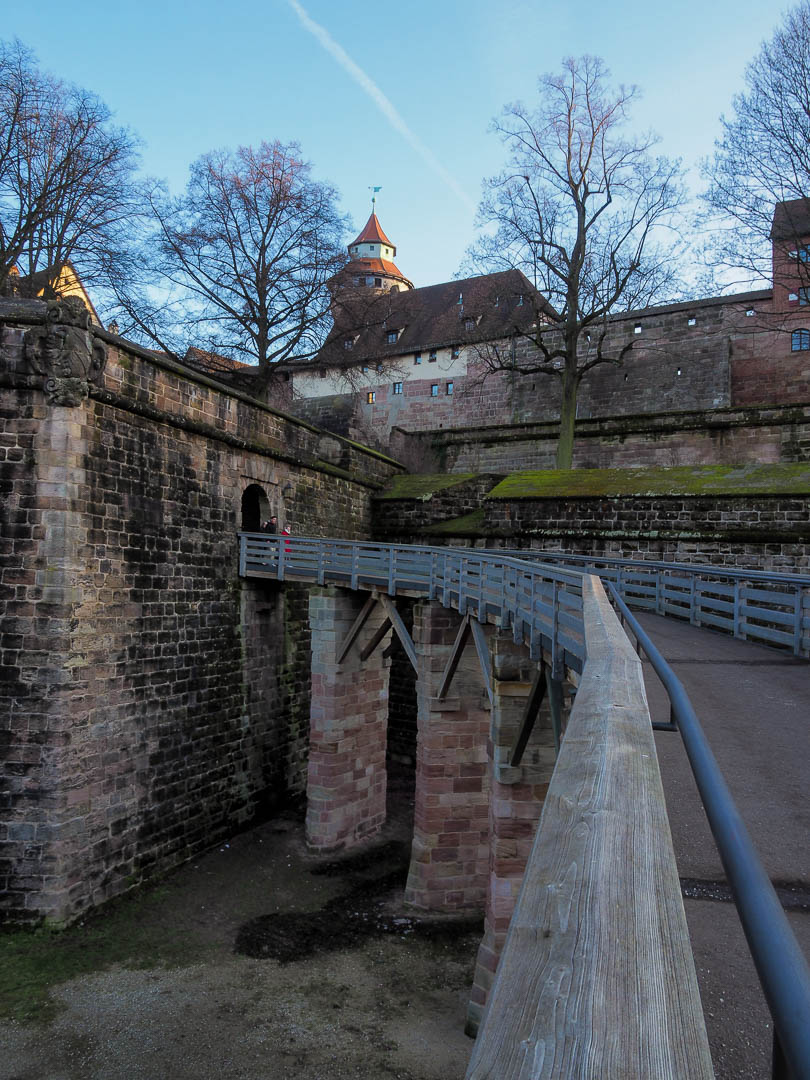 Vestnertor Castle Bridge