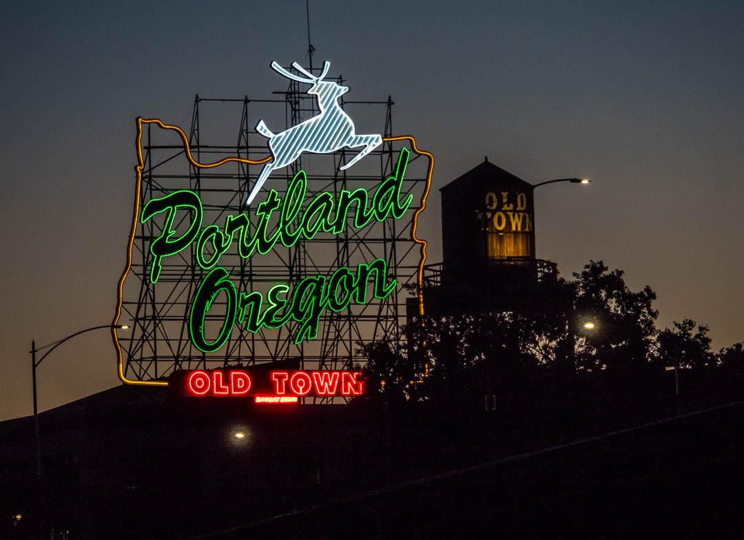 Portland Waterfront 13