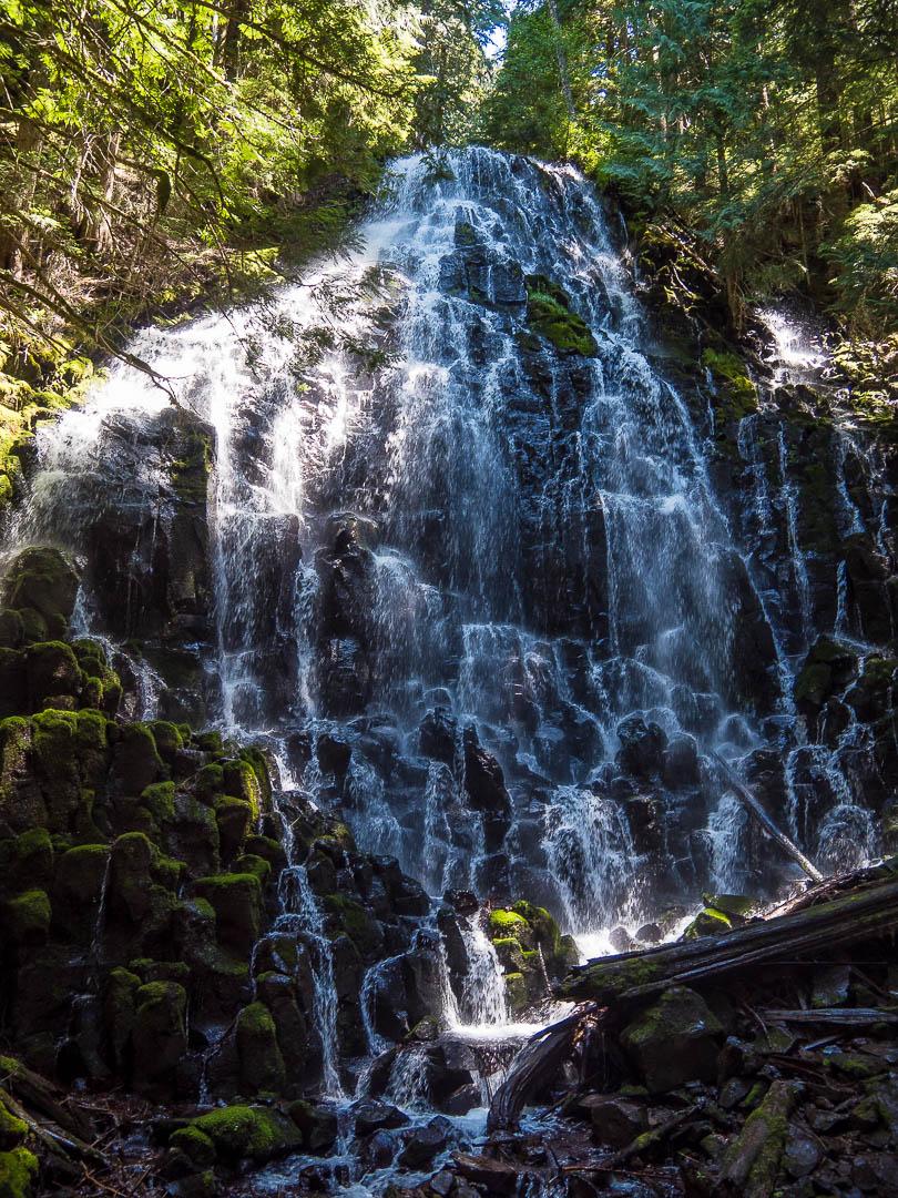 Ramona Falls Hike Mount Hood 04