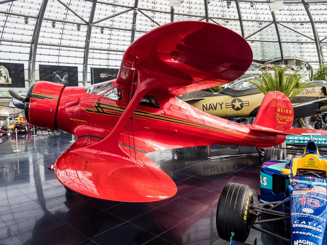 Hangar 7 Planes 01