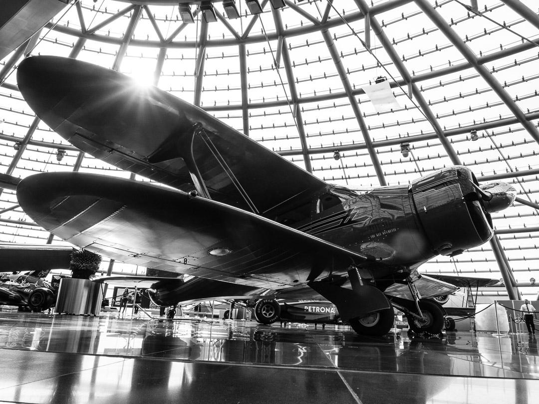 Hangar 7 Planes 04