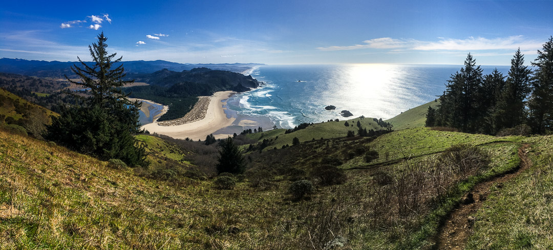Cascade Head Trail 10