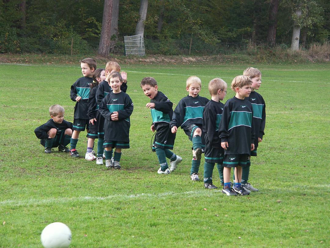 SV Moosbach Bambini 2005