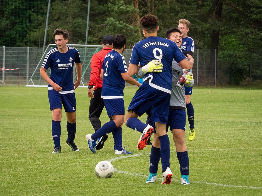 TSV Feucht A-Jugend 11