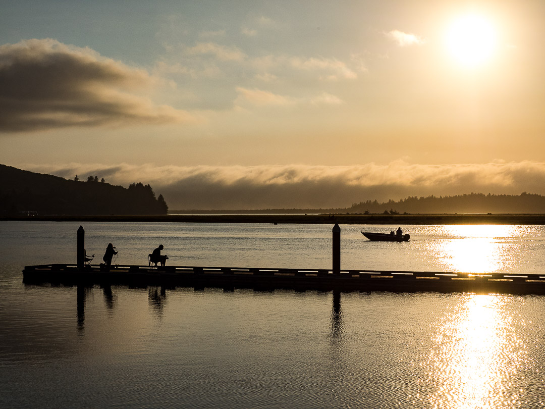 Siletz Bay | 1/2000 sec - f/11 - ISO 400 - 34mm