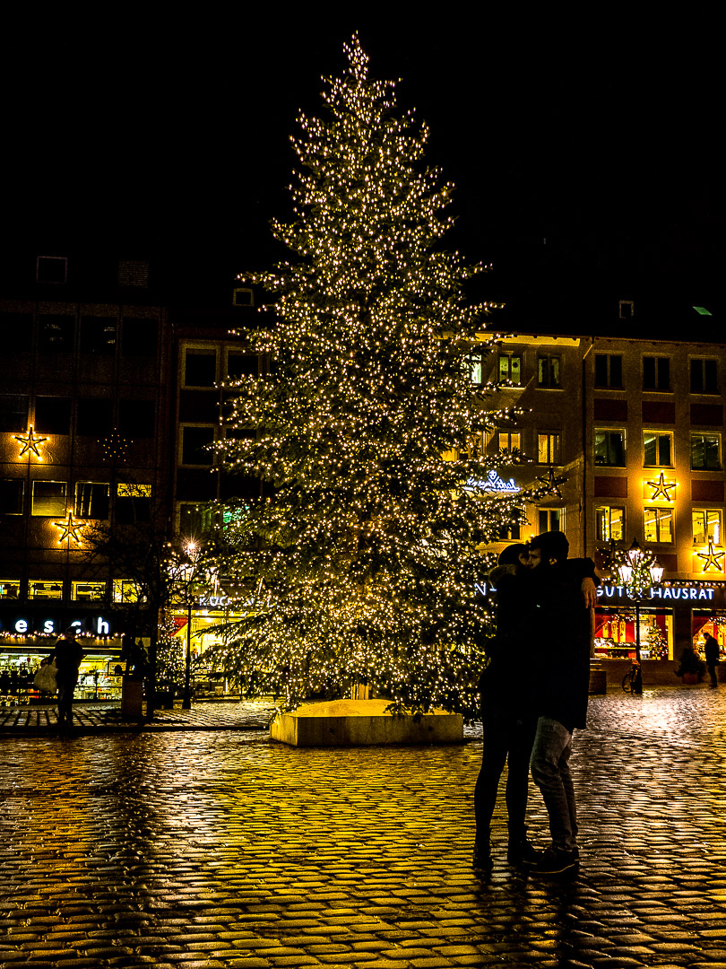 Christmas Kiss | Nuremberg | 2018