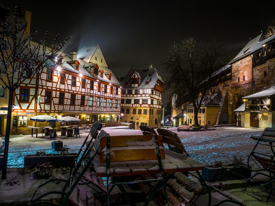 Platz am Tiergärtnertor |Nuremberg | 2019