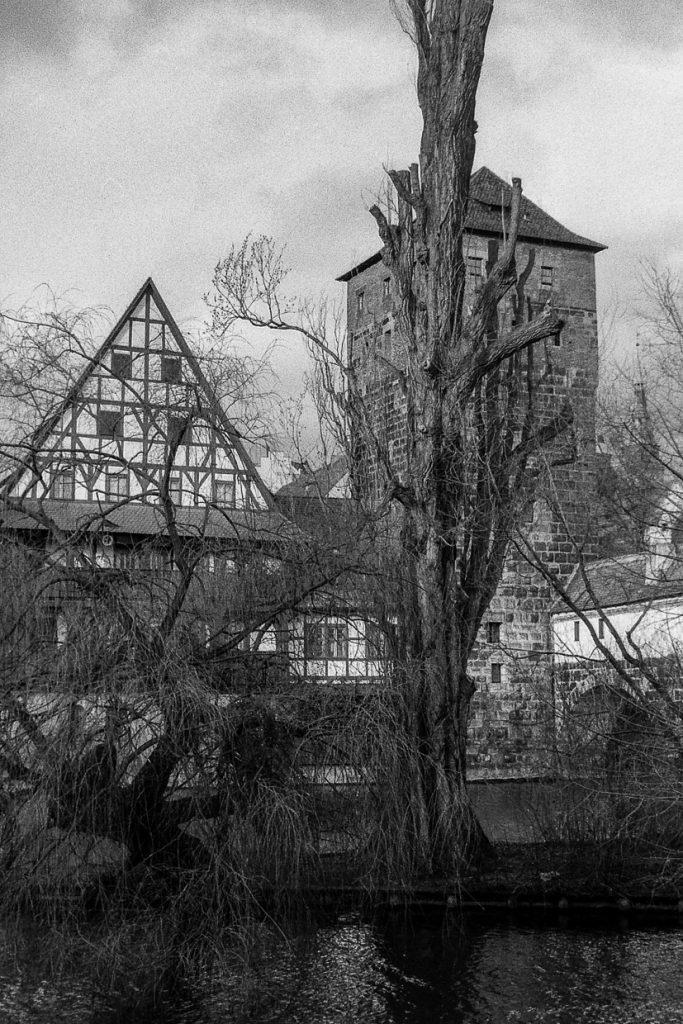 Medieval Henkersturm in Nuremberg