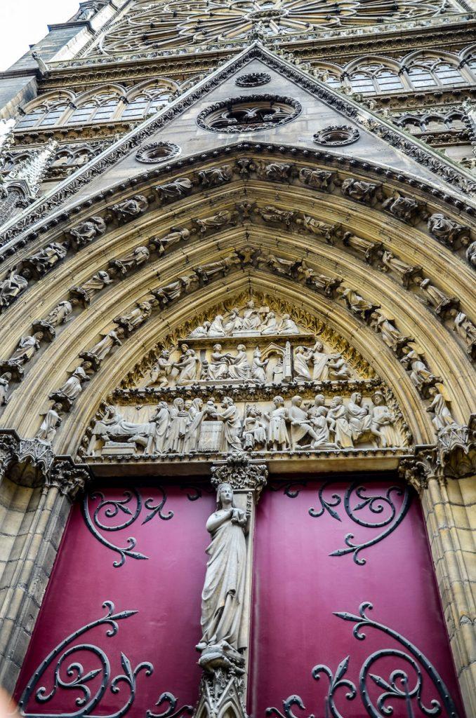 Side Portal Door