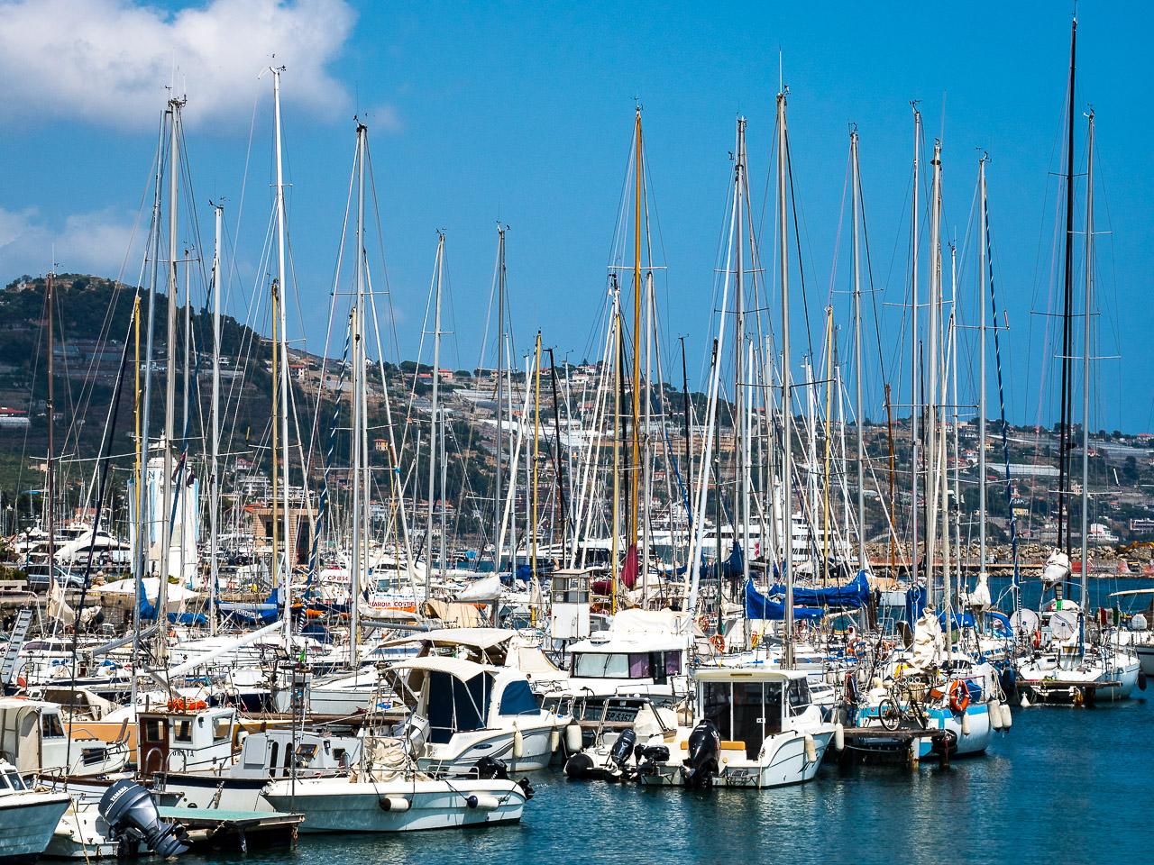 San Remo Harbor