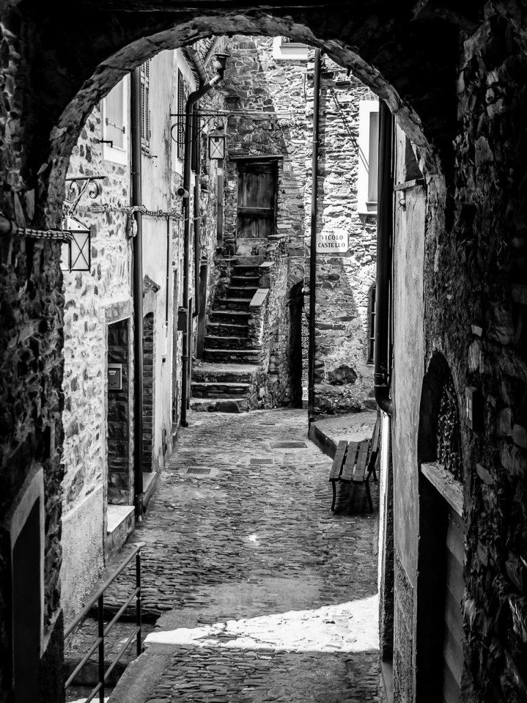 Montalto Ligure Alleyway