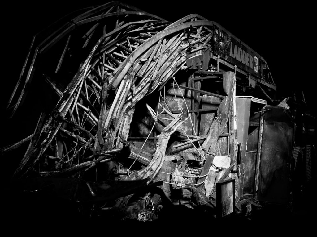 9/11 Museum - Ladder 3