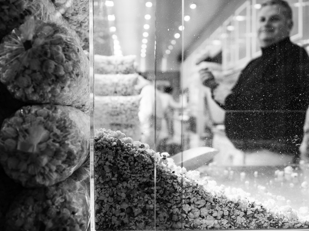 Popcorn Vendor - Färdder Kärwa