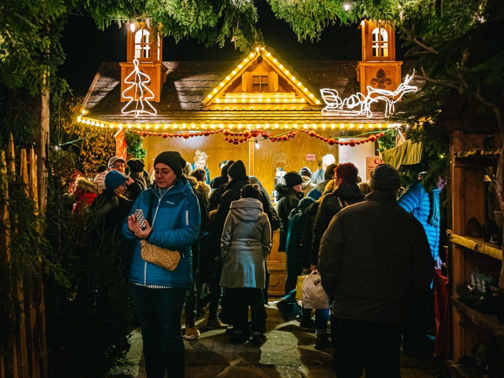 Weihnachtsmarkt Sorg