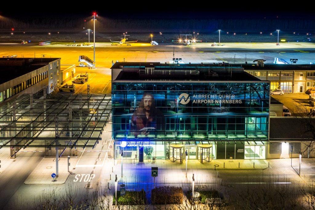 Albrecht Dürer Airport Nuremberg