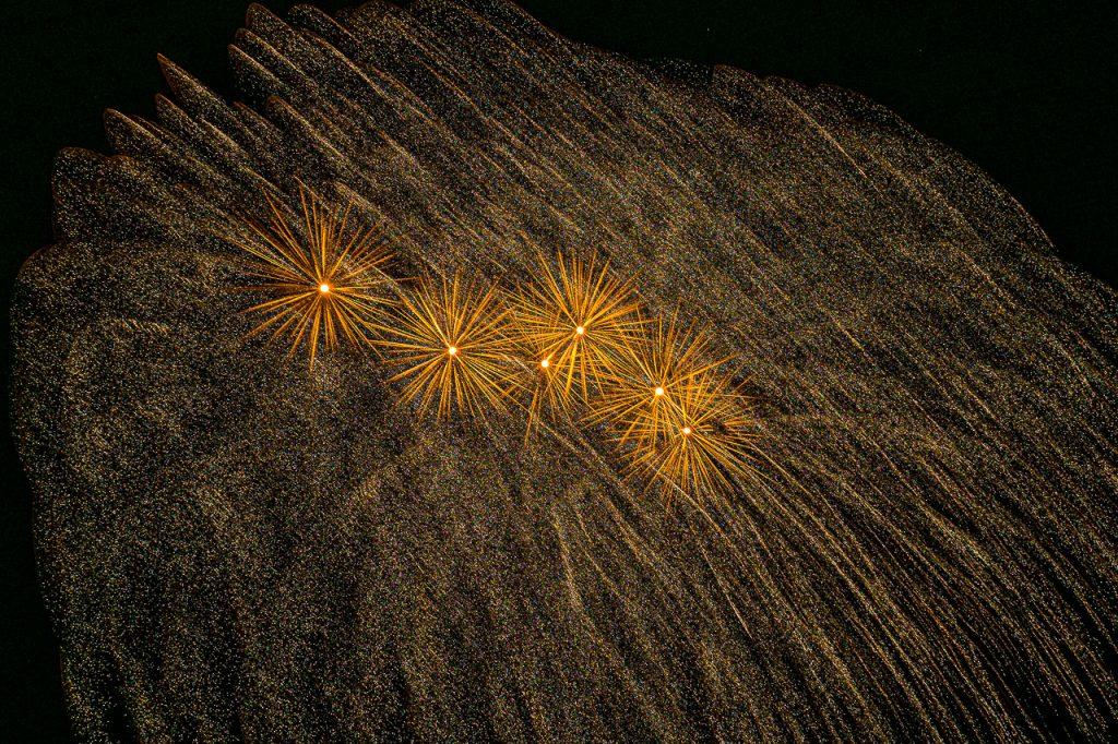 Filigran Fireworks