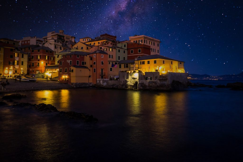 Boccadasse Dreams