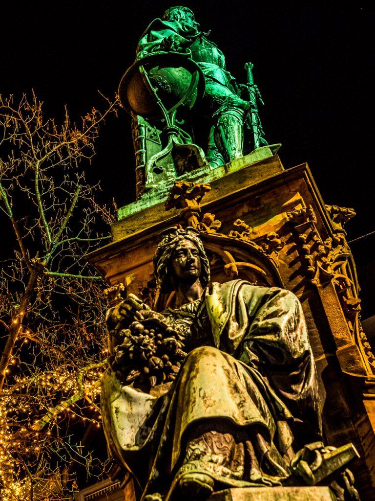 Martin Behaim Monument