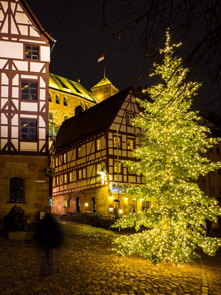 Merry Christmas from Nürnberg