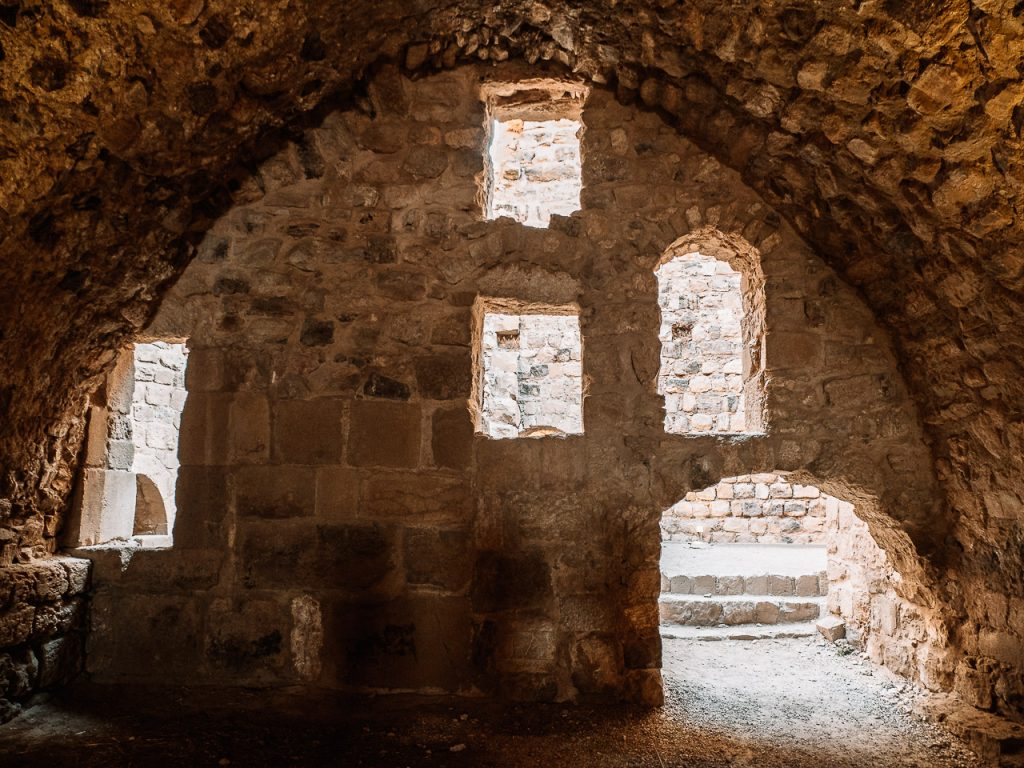 Kerak Castle Stable