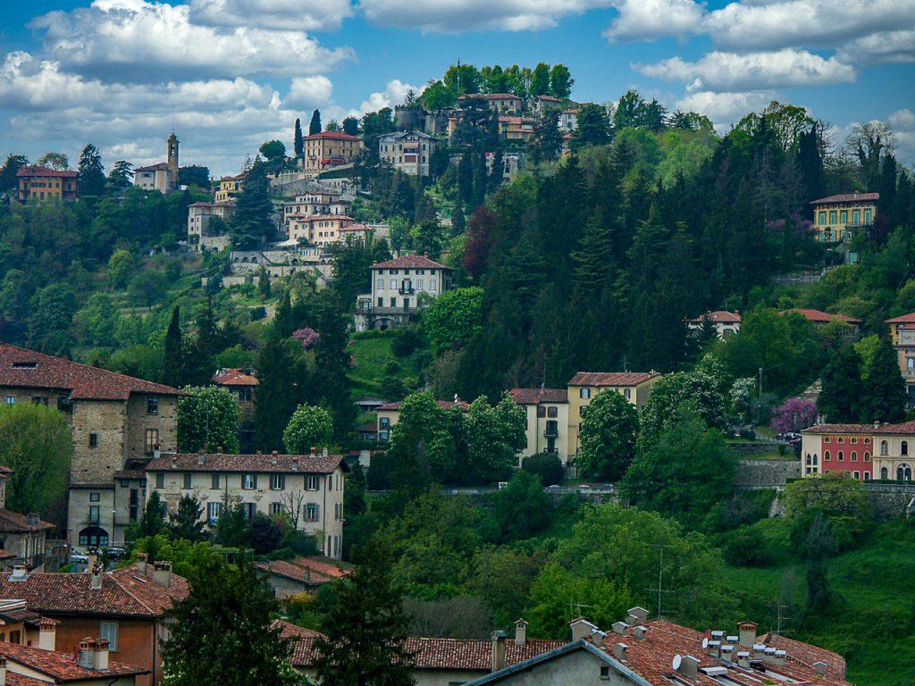 Colline di Bergamo