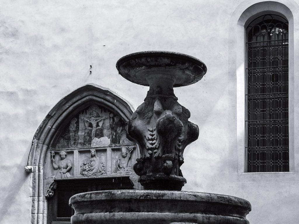 Fontana di San Pancrazio
