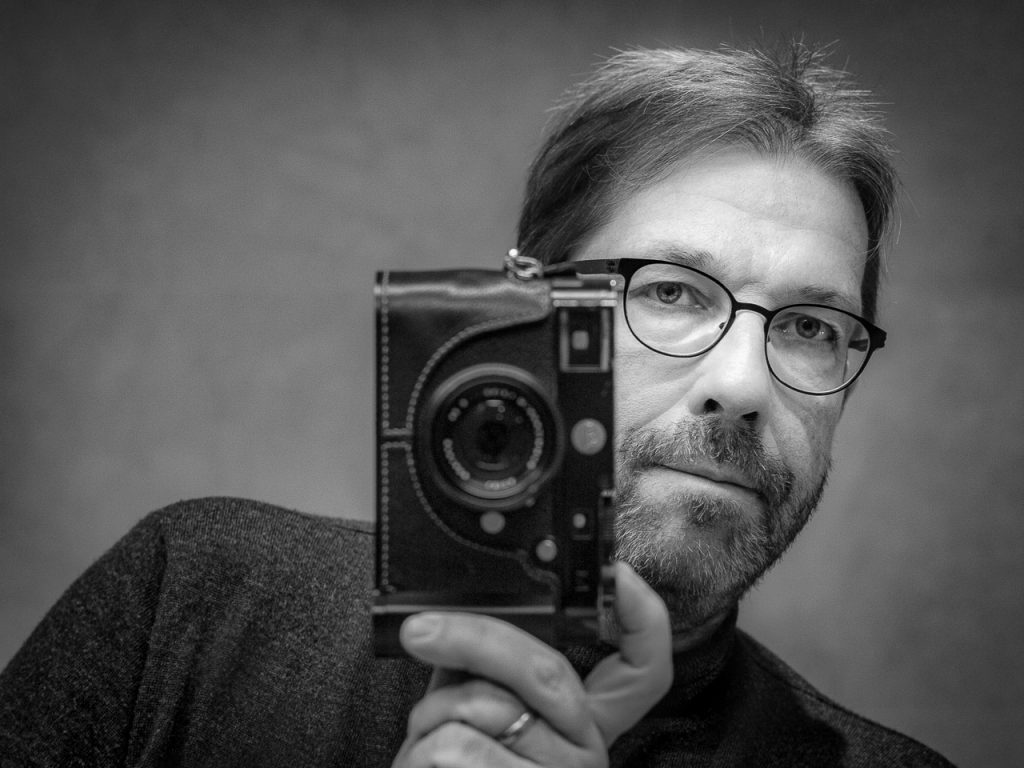 Marcus Puschmann Self Portrait