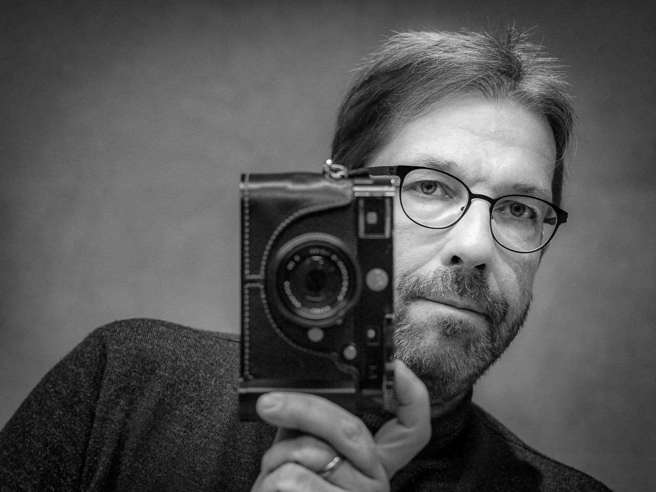 Marcus Puschmann Self Portrait