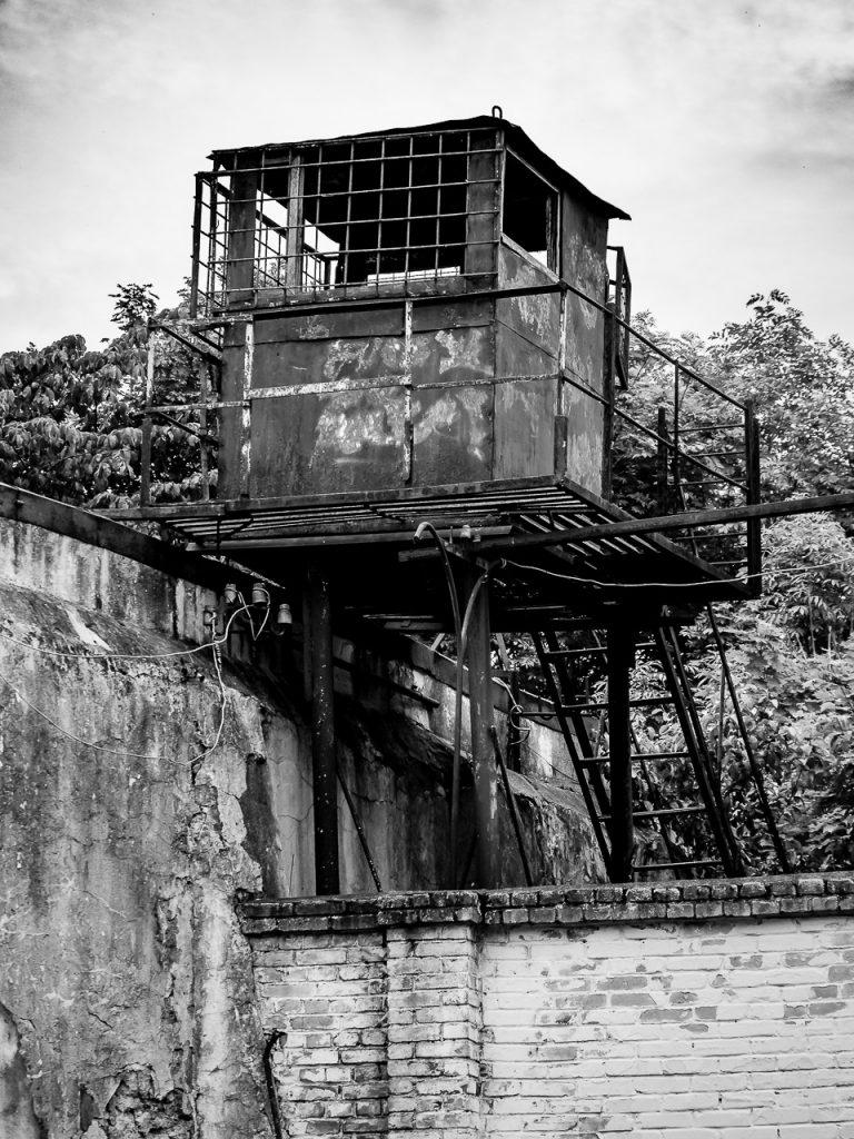 Patarei Prison - watchtower