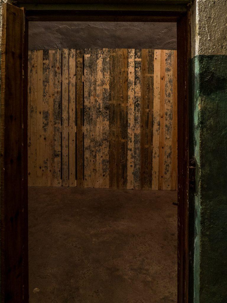 Patarei Prison - Execution wall