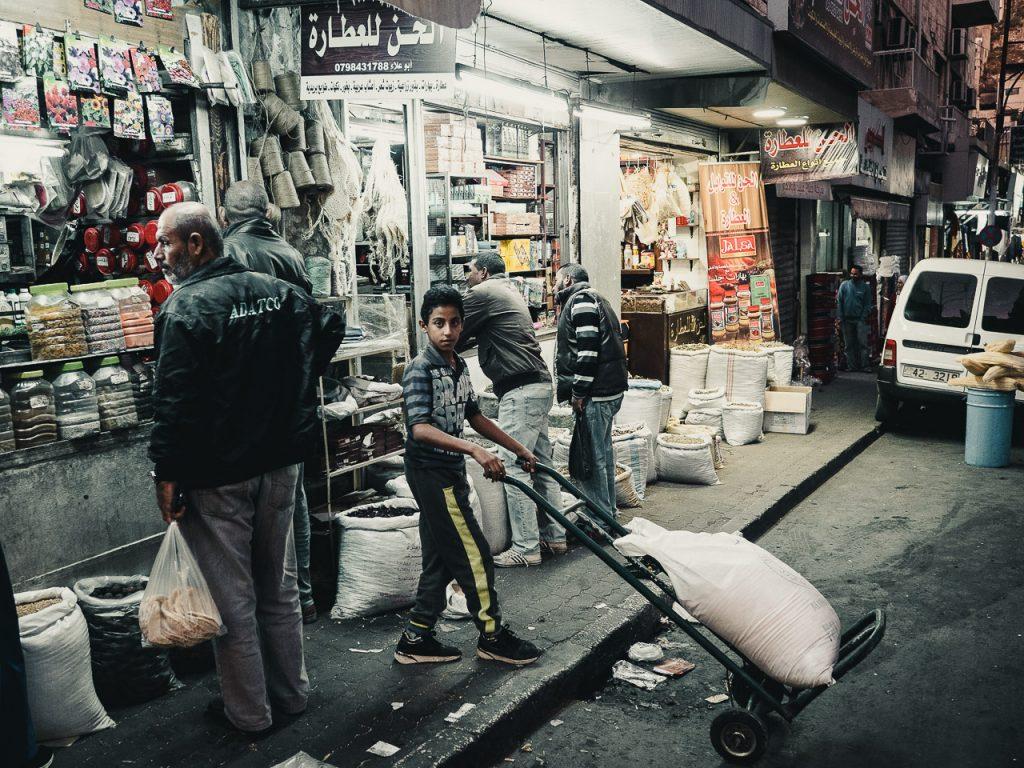 Amman - Al Balad Market