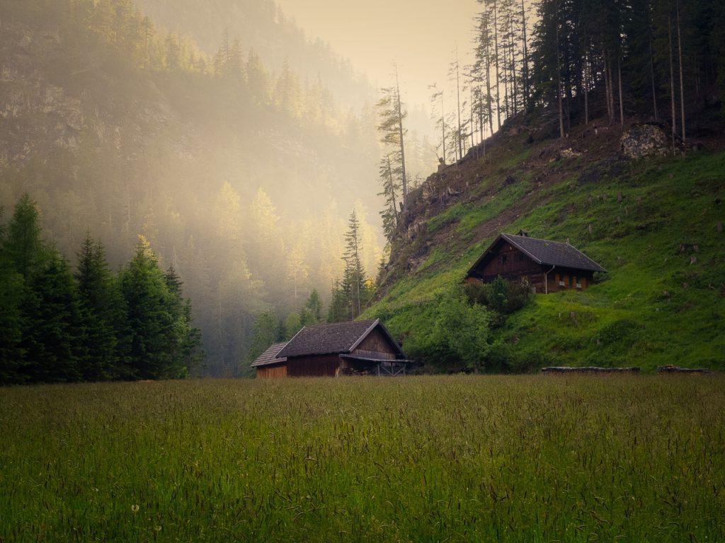 Alpine Valley Sunset