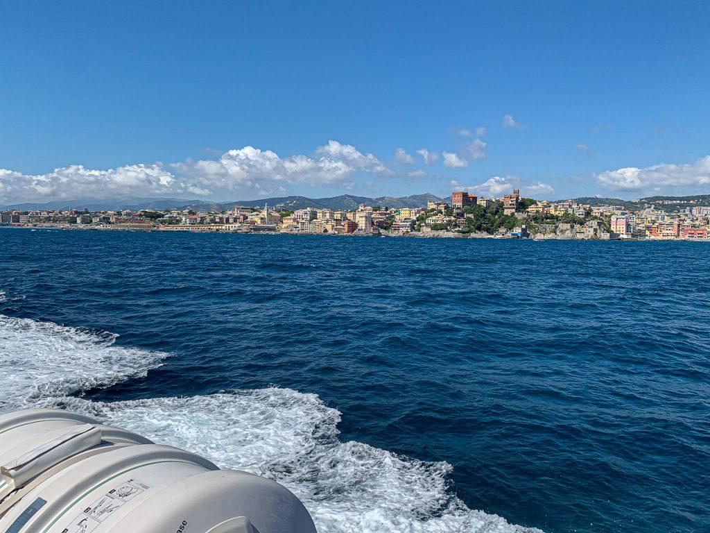Genoa Coastline