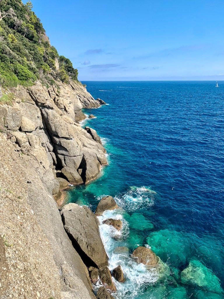 Portofino Coastline