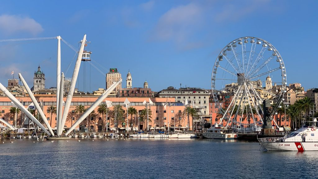 Genoa Porto Antico