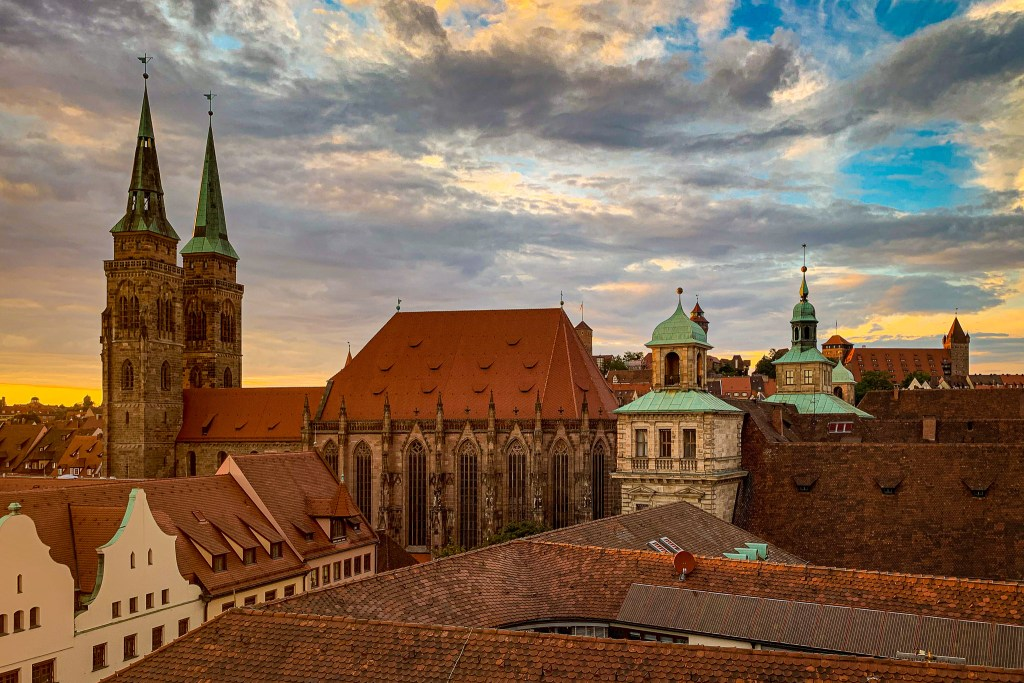 Historic Old Town Nuremberg