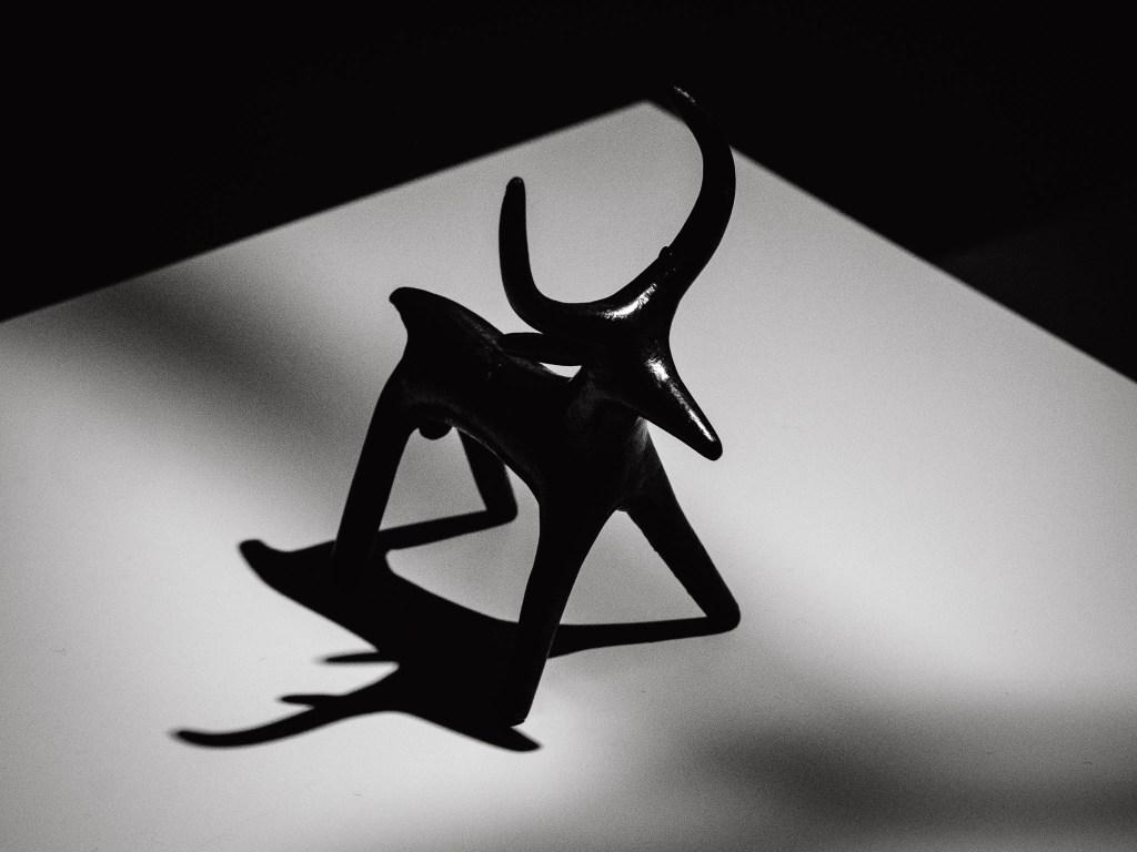 Bronze Age Bull