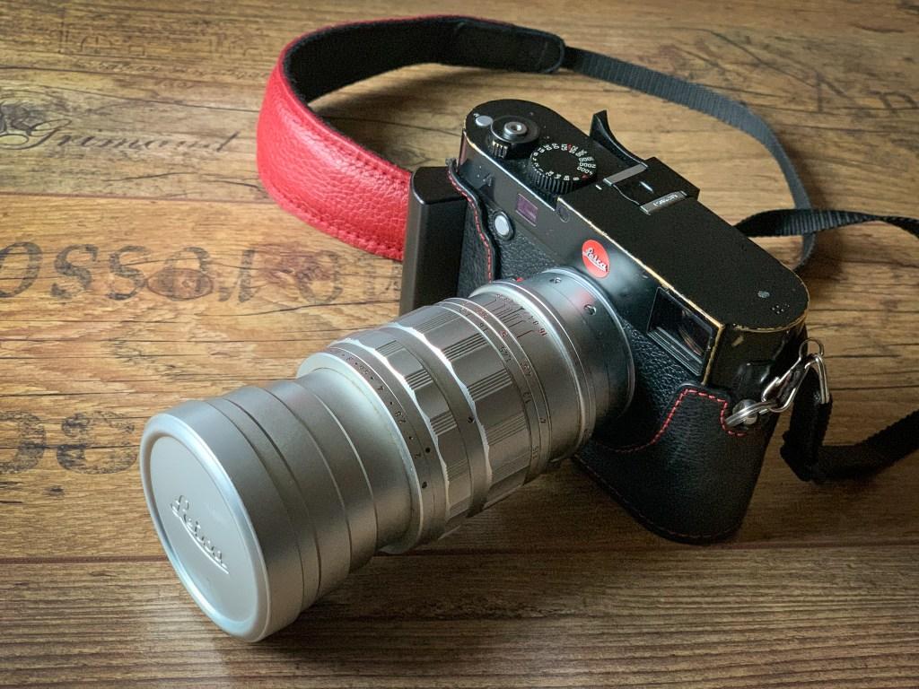 Leica Summicron 1:2/90
